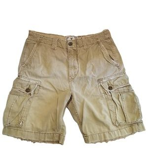 American Eagle Cargo Shorts Men 32 Waist